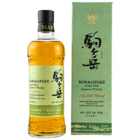 MARS SHINSHU Komagatake Single Malt Limited Edition 2019