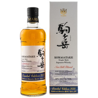 MARS SHINSHU Komagatake Single Malt Limited Edition 2020 - UVP: 129,90€