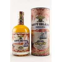 Navy Island Select Cask 10 Year Old - Distilled at Hampden