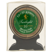 Old St. Andrews 10 y.o. Mini-Fass Twilight - 50ml - andere Ausstattung