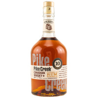 Pike Creek 10 y.o. Finished in Rum Barrels - andere Ausstattung