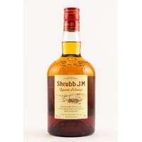 Rhum J.M Shrubb - Orange & Rum Likör