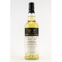 Speyburn 2008/2017 Cask No. 701703 (Berry Bros and Rudd)