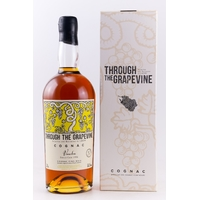 Vaudon 1996 Single Cask Cognac - THROUGH THE GRAPEVINE - LMDW