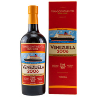 Venezuela 2006 Small Batch - Transcontinental Rum Line