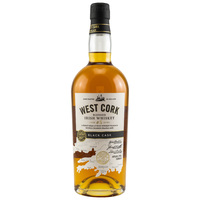 West Cork Black Cask - Blended Irish Whiskey