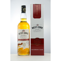 West Cork Original Blend Bourbon Cask in GP