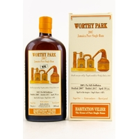 Worthy Park 2007 Jamaica Pure Single Rum WPL - Habitation Velier